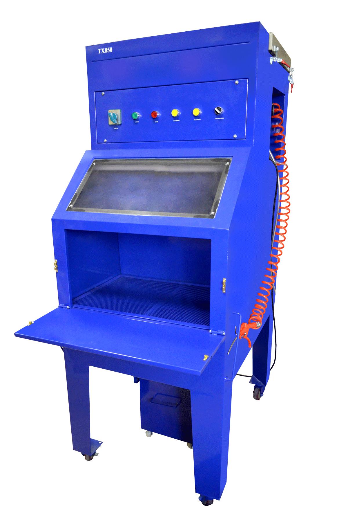 Станция очистки тонера