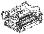 Основные изнашиваемые узлы лазерного принтера