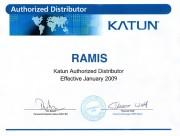 Сертификат Katun