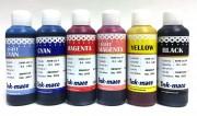 Новые шестицветные Dye чернила Ink-Mate для EPSON