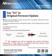 Предупреждение для владельцев принтеров HP Officejet Pro 8100, 8600 (HP 951/950)